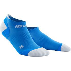 cep Ultralight Calcetines No Show Hombre, azul/gris